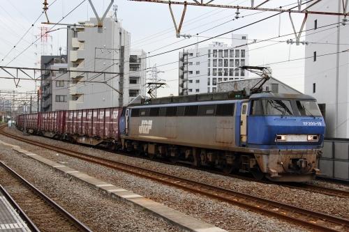 EF200-19代走・1155レ 八丁畷駅