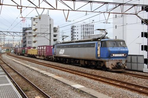 EF200-20代走・1155レ 八丁畷駅