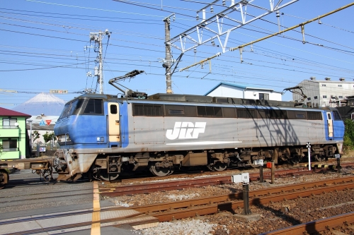 EF200-20 富士駅入替運用