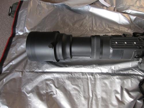 ERC-E5L+150-600mm