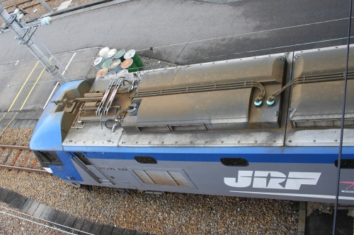 EF210-129 稲沢駅
