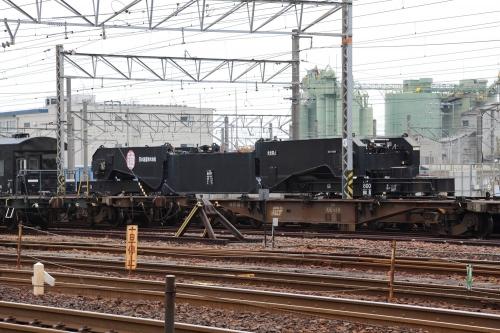 シキ800C 稲沢駅