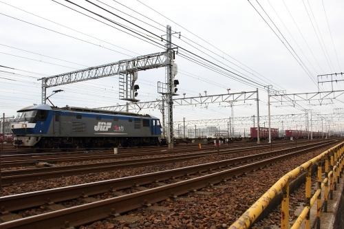 1097レ 稲沢駅