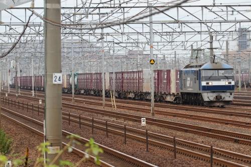 3077レ 稲沢駅