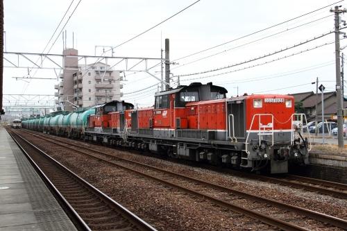 DD51 1028+889牽引・79レ