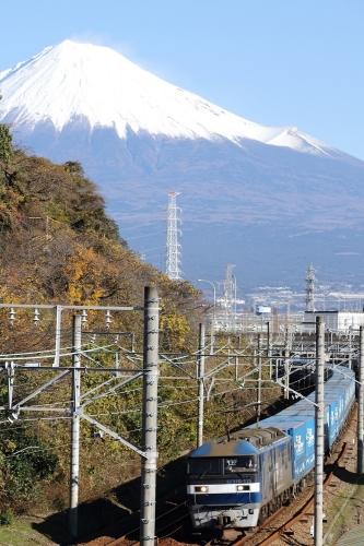 2053レ 富士川-新蒲原間