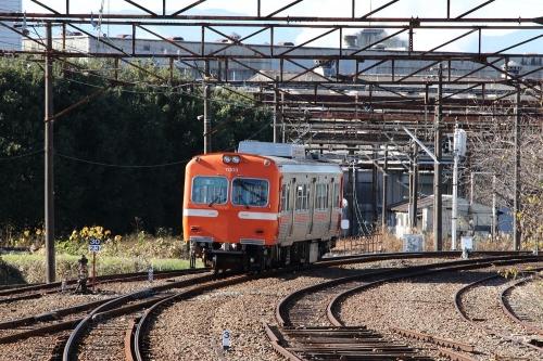 岳南電車比奈駅