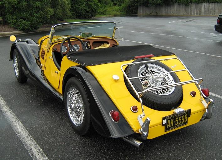モーガン 1963年型