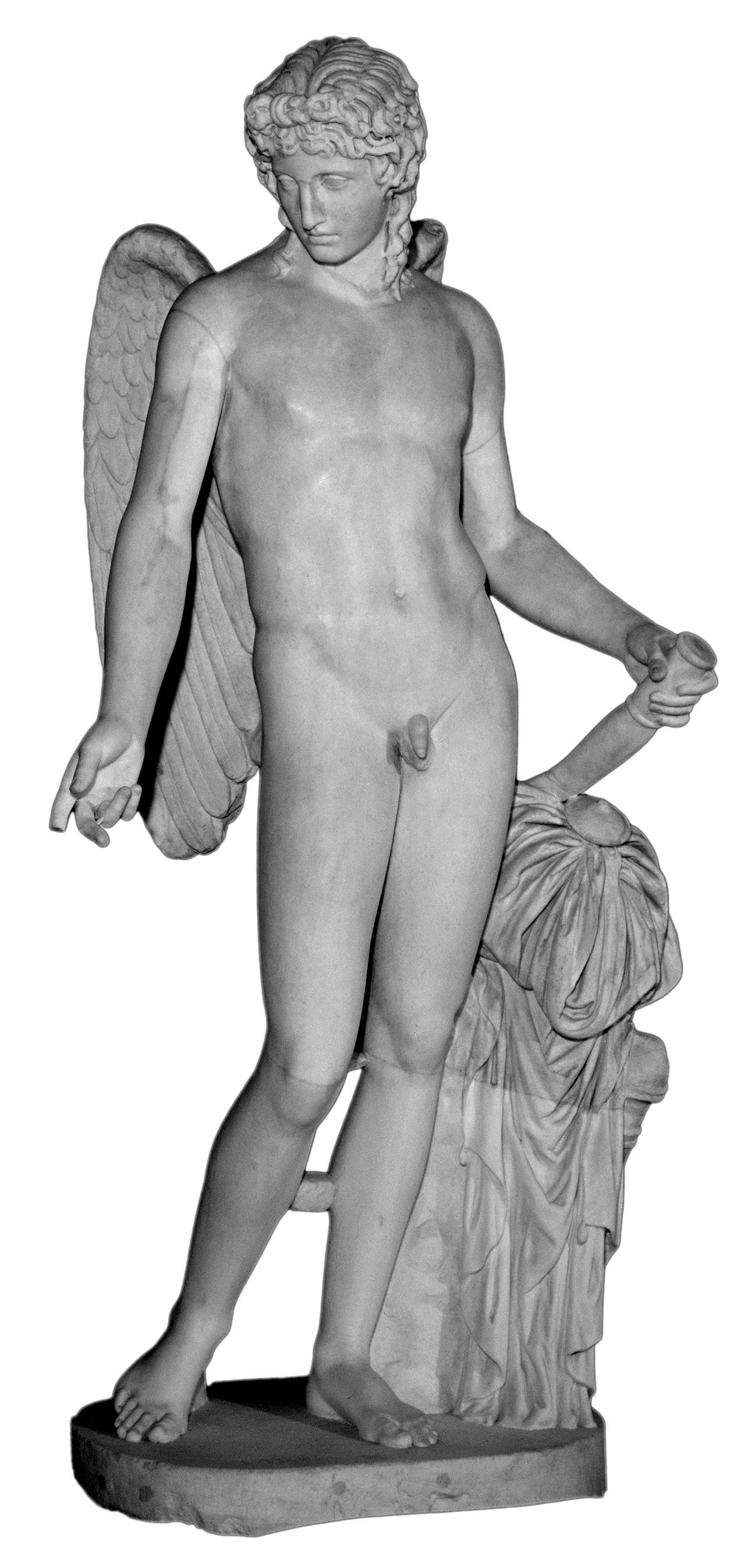 エロースの彫像