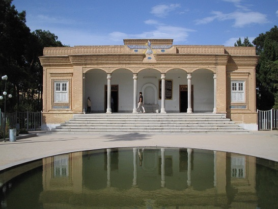 ヤズドのゾロアスター教寺院
