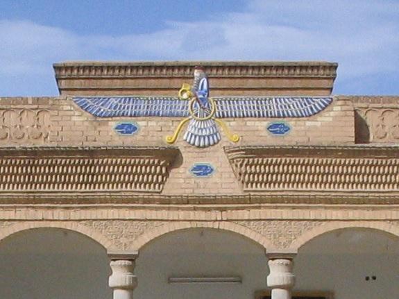 ヤズドのゾロアスター教寺院 2