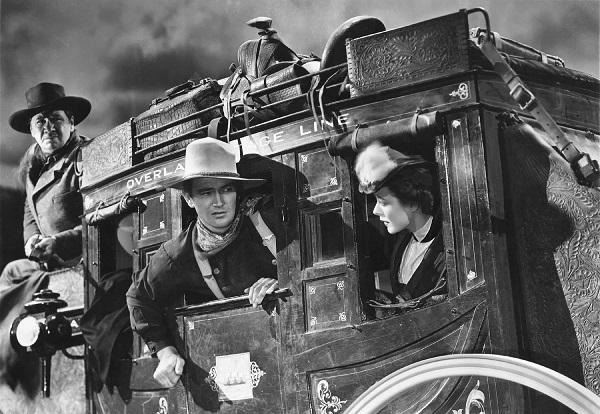 『駅馬車』(1939年)より