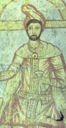 ザラスシュトラの肖像(3世紀)