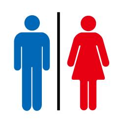 トイレ ロゴ