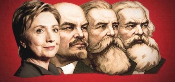 ヒラリー マルクス主義