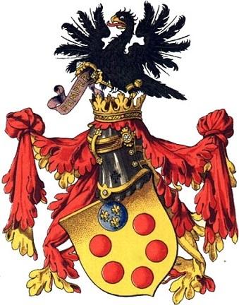 メディチ家紋章