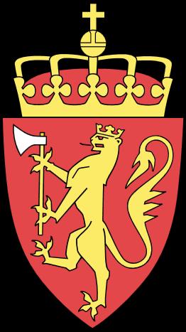 現在のノルウェーの国章