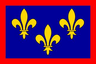 アンジューの旗