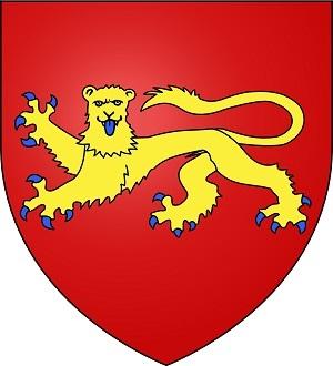 アキテーヌ公の紋章