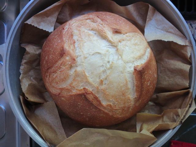 無水 調理 パン