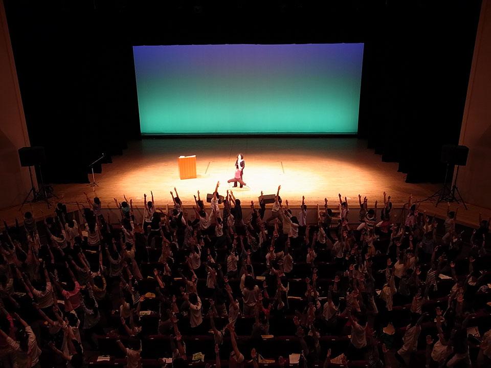 小澤直子・るしや講演20160807