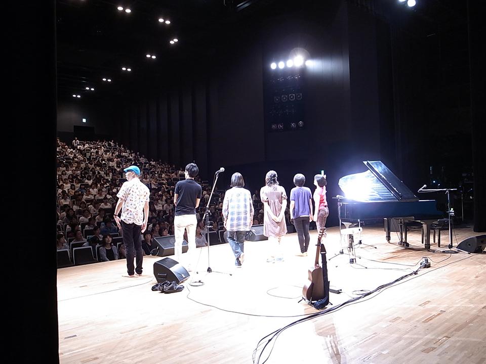 小澤るしやゲスト出演20160801