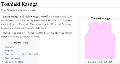20161113toshiaki kasuga英語版ウィキペディア