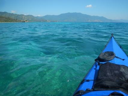 115青い海