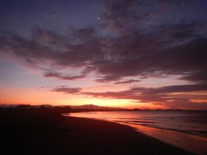 31 sun set