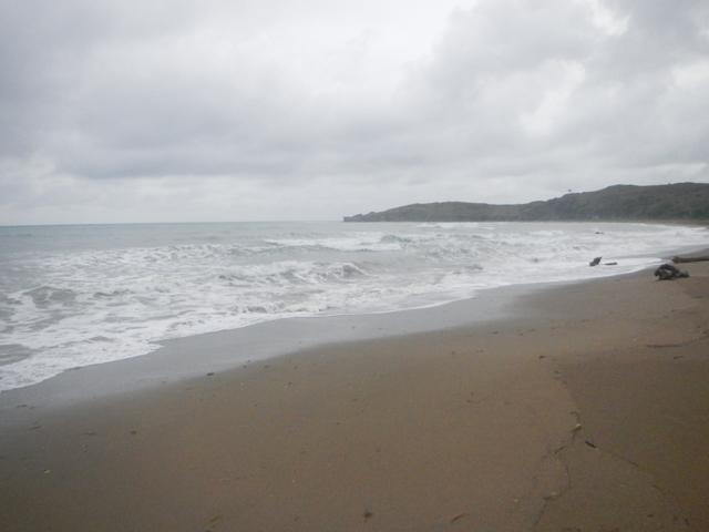 01荒れる海