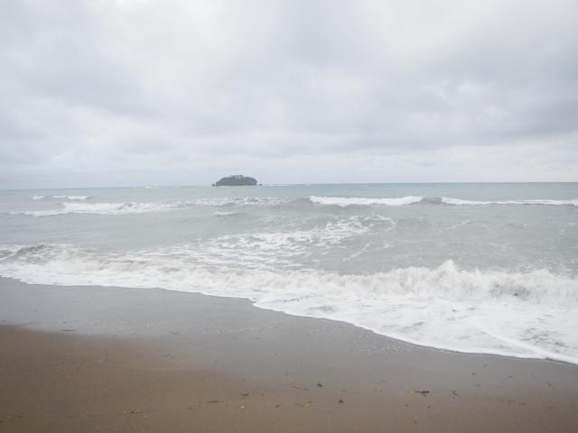 02荒れる海