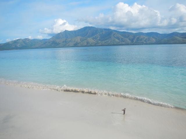 14A島の浜