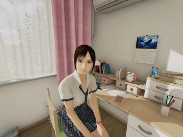 PS4 PSVR サマーレッスン summer lesson 宮本ひかり