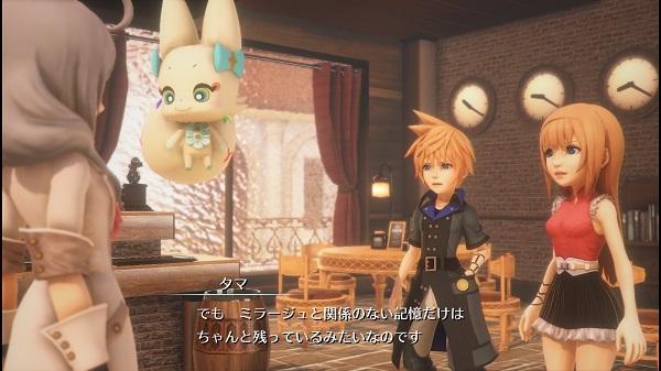 PS4 PSVITA ワールドオブファイナルファンタジー WORLD OF FINALFANTASY プレイ日記