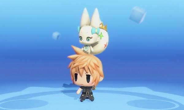 PS4 ファイナルファンタジー ワールドオブファイナルファンタジー WORLD OF FINALFANTASY プレイ日記 プレイ日記