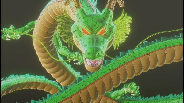 PS4 ドラゴンボールゼノバース2 DRAGONBALL XENOVERSE プレイ日記 神龍