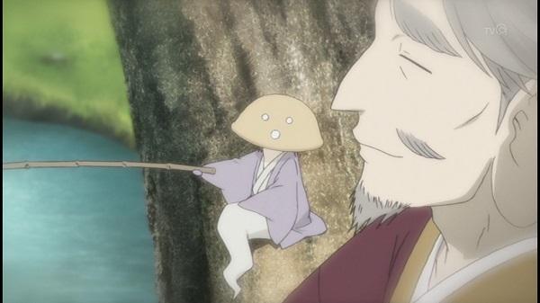 アニメ 夏目友人帳・伍 感想 険しきをゆく