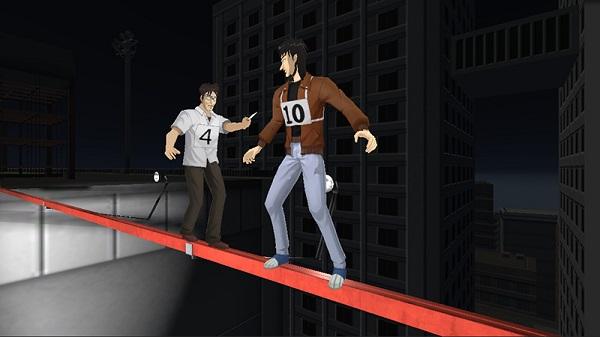 PS4 PSVR PlayStationVR専用ソフト カイジVR ~絶望の鉄骨渡り~ カイジ VR 鉄骨渡り