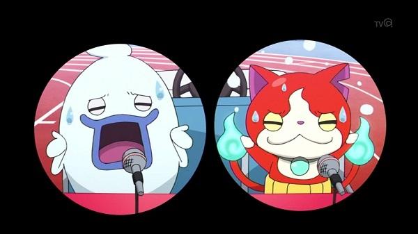 アニメ 妖怪ウォッチ 145話 ヒキコウモリ わかランナー 感想