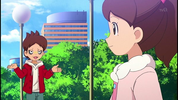 アニメ 妖怪ウォッチ 146話 感想 妖怪のらりくらり