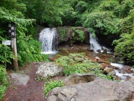 キリフリ、滝