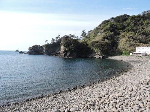 17浮島海岸