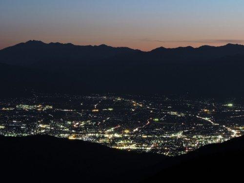 07松本乗鞍夜景