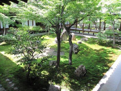 6建仁寺中庭