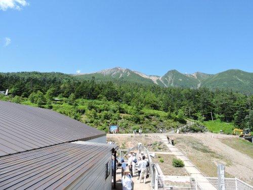 3御嶽山頂方面