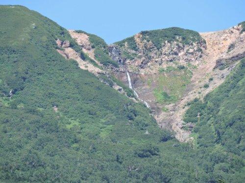 5飯森高原駅滝