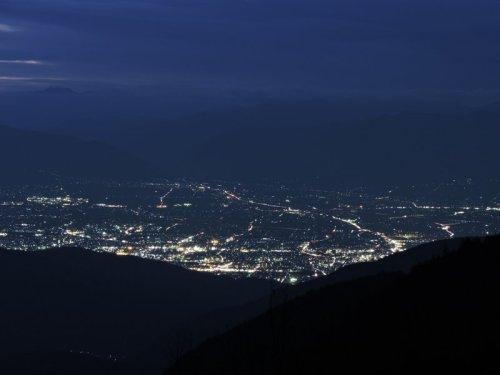 2016ー10松本夜景2