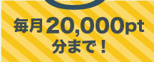 2万ポイント