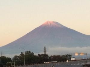 富士山11/1