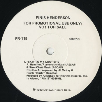 DG_FINIS HENDERSON_SKIP TO MY LOU_201604